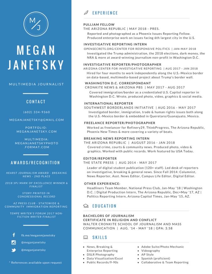 Reporting Resume (7)